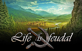 The donation system for Life is Feudal