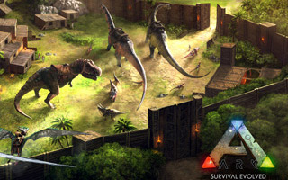 Donate for Ark Survival Evolved